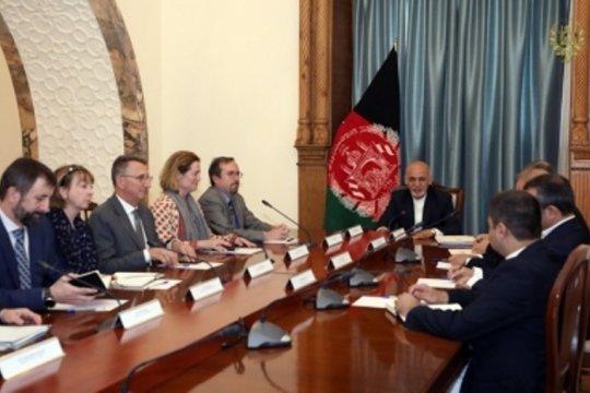 Pemerintah: Perdamaian nyata datang kalau Taliban hentikan kekerasan