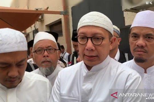 Mbah Moen dimakamkan di Mekkah