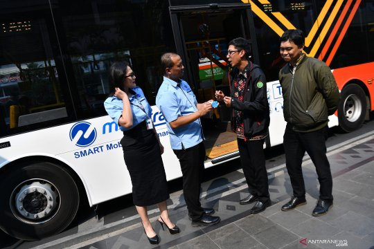 TransJakarta tegaskan komitmen tingkatkan SDM bagi kemajuan Indonesia