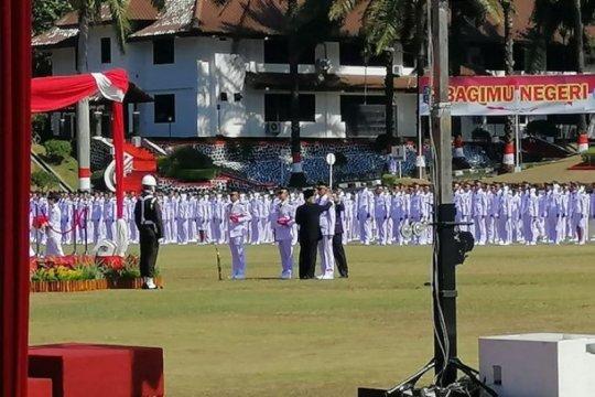 Jusuf Kalla sebut lulusan IPDN tentukan kemajuan bangsa