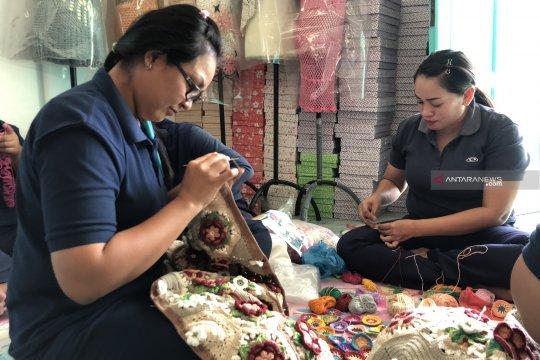 Lapas perempuan Malang beri pembinaan mandiri warga binaan