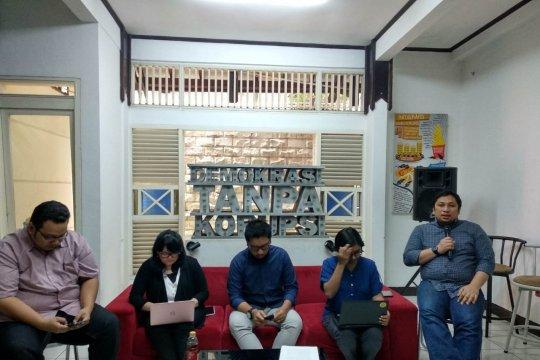 Koalisi masyarakat sipil surati pansel capim KPK dan Presiden Jokowi