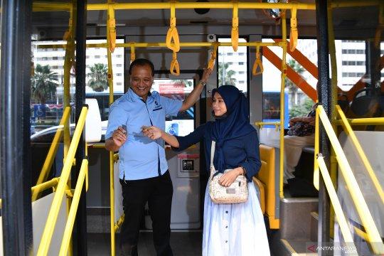 TransJakarta akan mengganti alat pembayaran EDC dengan TOB