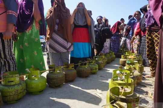 Legislator inginkan subsidi LPG 3 kilogram tepat sasaran
