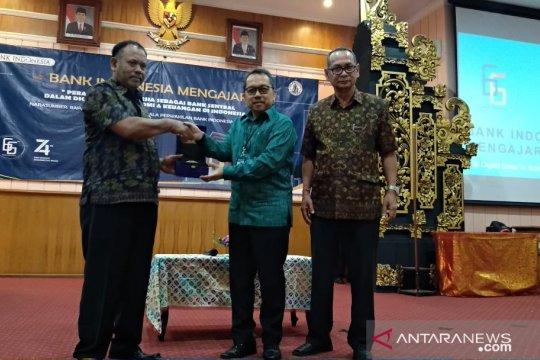 BI Bali luncurkan penerapan retribusi pasar elektronik dukung nontunai
