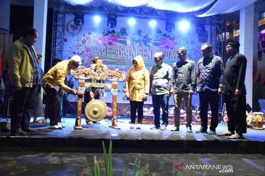 Agun: Seni budaya dorong masyarakat Indonesia bersatu
