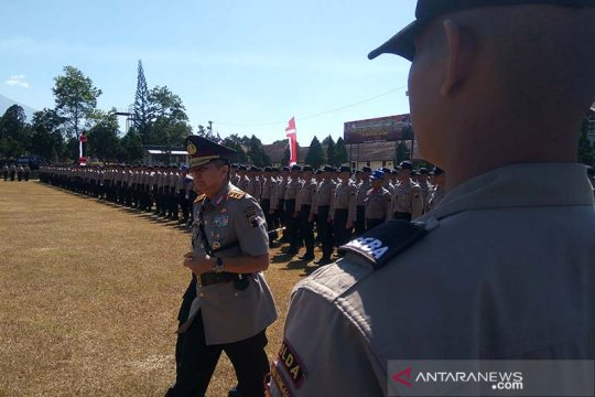 Kapolda Jateng: 660 siswa ikuti pendidikan di SPN Purwokerto
