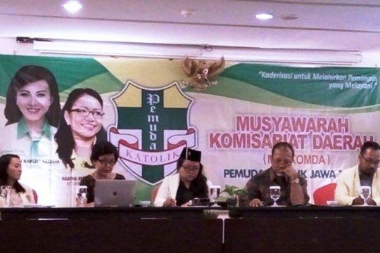Pemuda Katolik Jatim: Mbah Moen wariskan perdamaian Indonesia