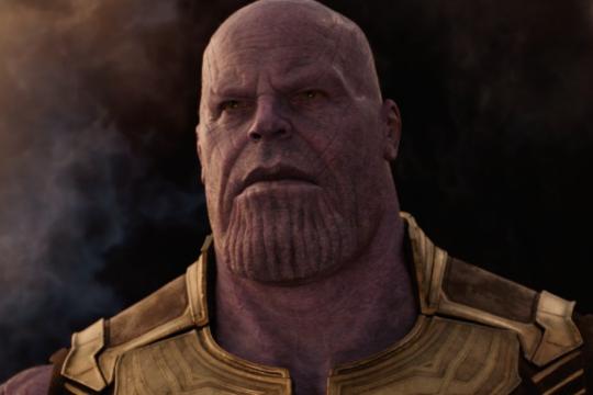 """Kisah Thanos pada film diklaim berbeda dari draft awal """"Avengers"""""""