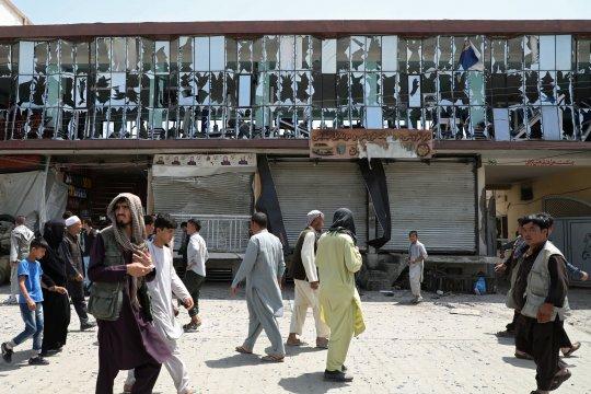 Taliban tewaskan 14 anggota propemerintah di Afghanistan