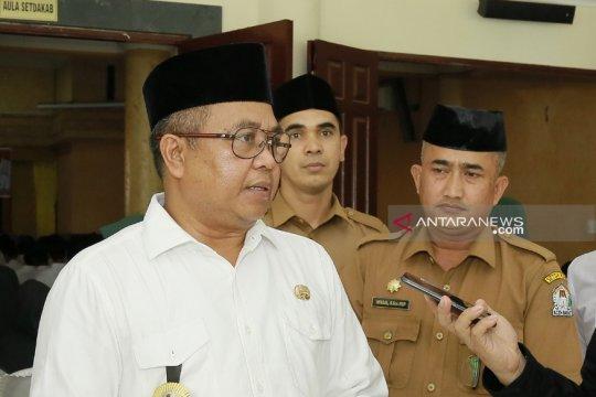 Bupati Aceh Barat: BNPB kirim satu helikopter padamkan karhutla