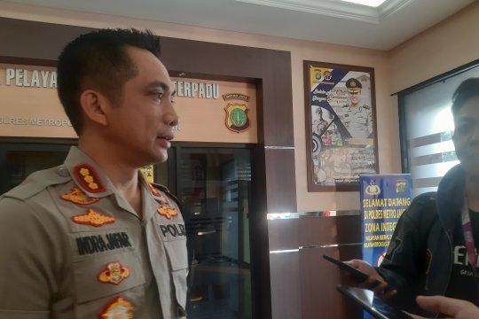 Polisi periksa motif 9 perusuh di Tebet