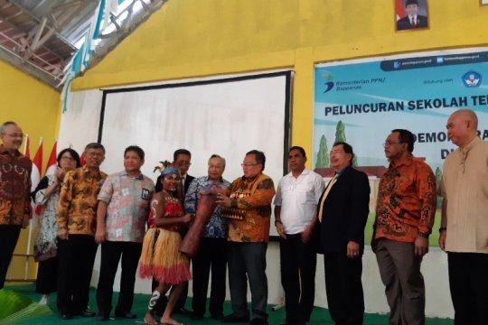 Bappenas luncurkan sekolah terintegrasi berpola asrama di Papua