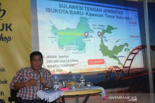 Sulteng usulkan pembangunan tol Tambu--Kasimbar masuk RPJMN 2020-2024