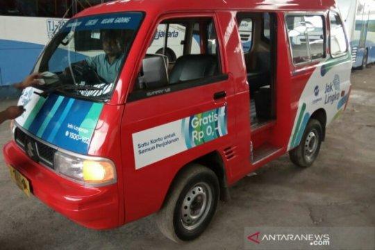 DKI Jakarta bagi 800 kartu Jak Lingko gratis