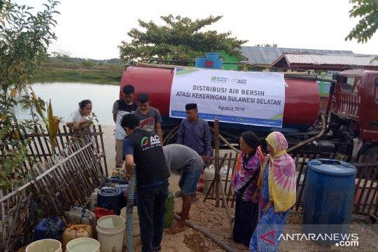ACT distribusi air bersih untuk warga pesisir Pangkep