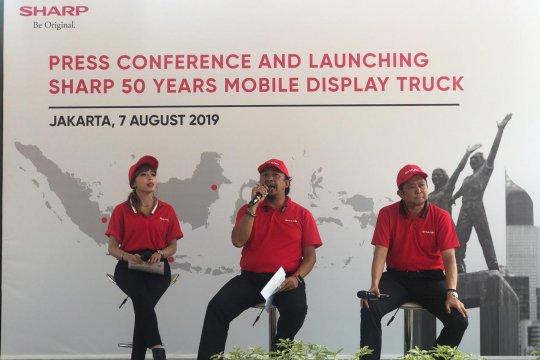Ambisi Sharp Indonesia dongkrak ekspor hingga 30 persen