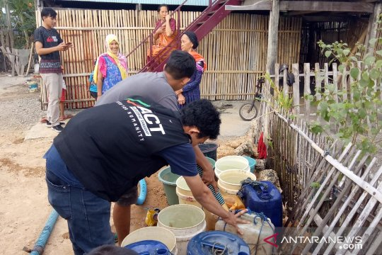 ACT Sulsel akan distribusikan air bersih sasar 10 kabupaten