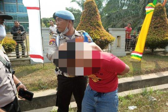 Polisi tangkap dua kurir sabu saat digelar operasi Jaran