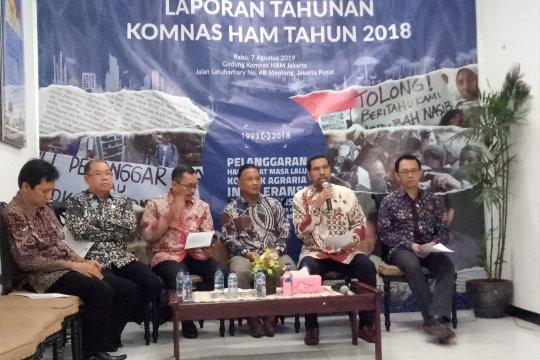 Komnas HAM harap Jokowi bisa selesaikan kasus pelanggaran HAM berat