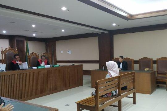 Pengusaha penyuap politikus Golkar Bowo Sidik dituntut 2 tahun penjara