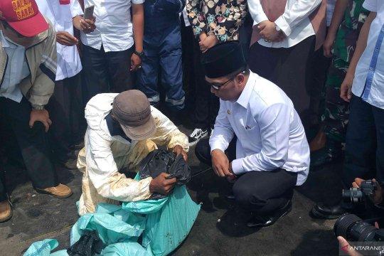 Ridwan Kamil imbau nelayan tak jual ikan tercemar minyak Pertamina