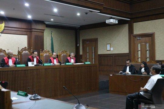 Mantan Senior Manager PT Hutama Karya divonis 5 tahun penjara