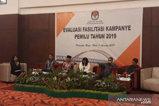 Anggaran Pilkada Kalteng 2020 diperkirakan mencapai Rp335 miliar