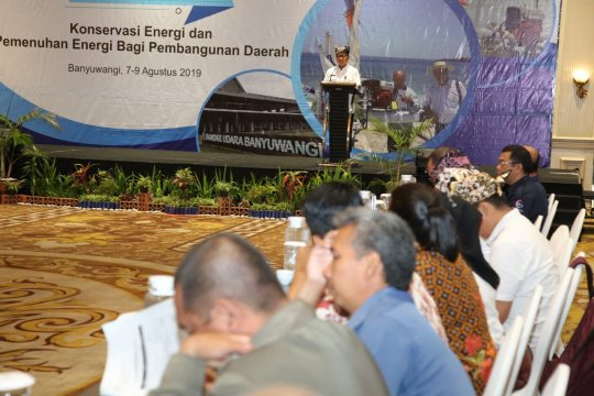 Kemenko: Bandara Banyuwangi contoh bangunan publik hemat energi