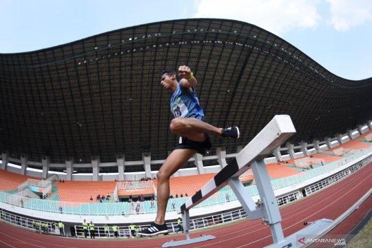 Eliaser Gamase tidak bangga meraih medali emas