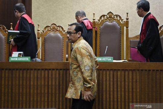Majelis hakim nilai Menag Lukman terbukti terima Rp70 juta