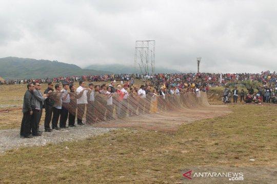 Yohana, menteri pertama buka Festival Budaya Lembah Baliem
