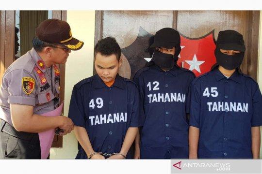 Polisi meringkus tiga pelaku pemerkosaan di Semarang