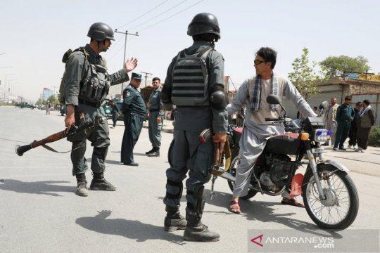 Taliban serang provinsi di bagian barat Afghanistan