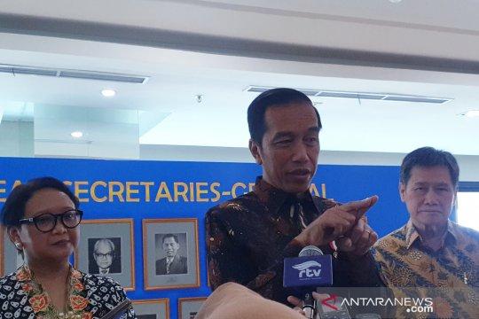 Presiden: Persatuan jadi kunci utama ASEAN