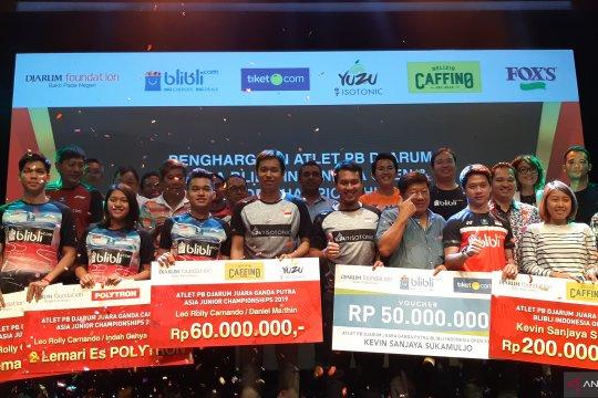 Finalis Indonesia dan Japan Open 2019 diguyur bonus