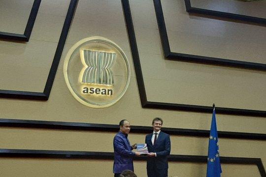 """Uni Eropa-ASEAN luncurkan """"Blue Book 2019"""""""