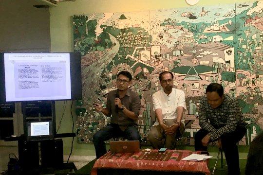 Koalisi organisasi lingkungan hidup ajukan permohonan keberatan ke MA