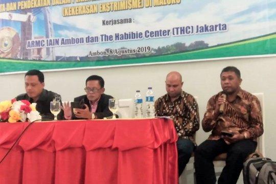 ARMC: Kapasitas lokal perlu diperkuat tangkal radikalisme di Maluku