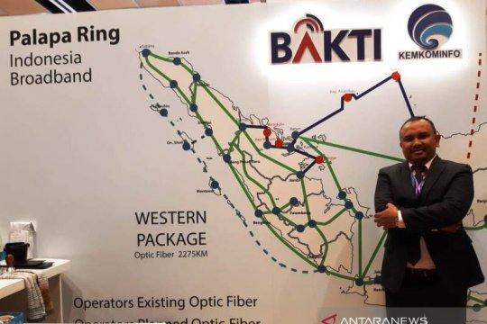 Kemkominfo targetkan Palapa Ring selesai per September 2019