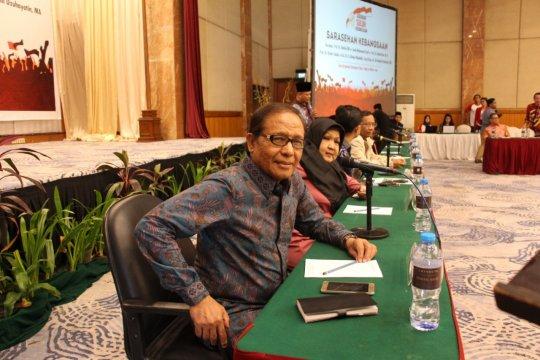 Akademisi sebut minta 'jatah' menteri mendidik pamrih berjuang