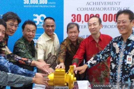 Panasonic Indonesia incar produksi 35 juta pompa air pada 2021