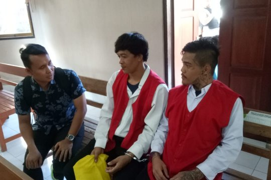Dua terdakwa asal Thailand diadili kasus penyelundupan sabu-sabu