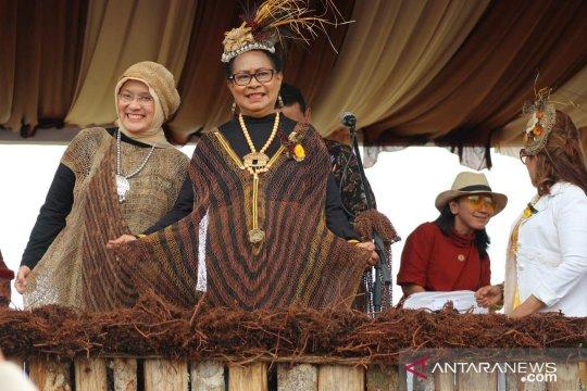 Menteri PPPA: Perempuan harus menjaga warisan budaya Indonesia