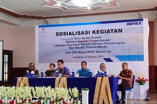 SKK Migas - INPEX gelar sosialisasi Amdal di Saumlaki