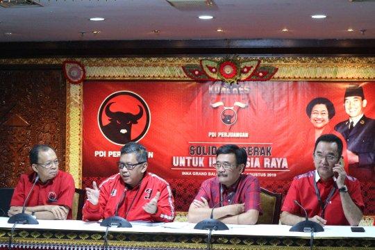 Djarot Saiful Hidayat belum mendengar kabar OTT KPK kader PDIP