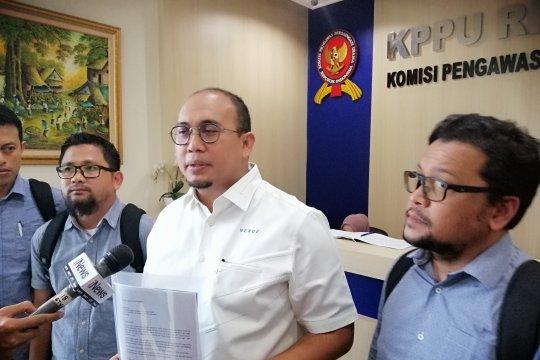 Politikus Gerindra laporkan semen asal China ke KPPU