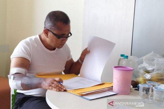 Setelah disiram air panas, Kasatpol PP Medan diminta untuk operasi