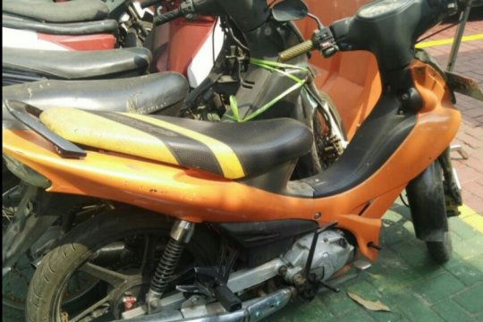 Polsek Tambora ringkus pencuri motor di kawasan Pekojan