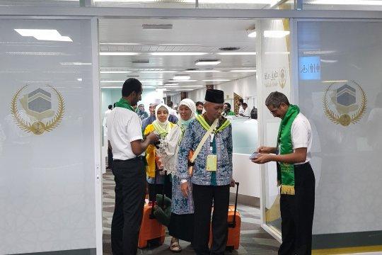 64.966 jamaah calon haji telah berangkat dari Bandara Soekarno-Hatta